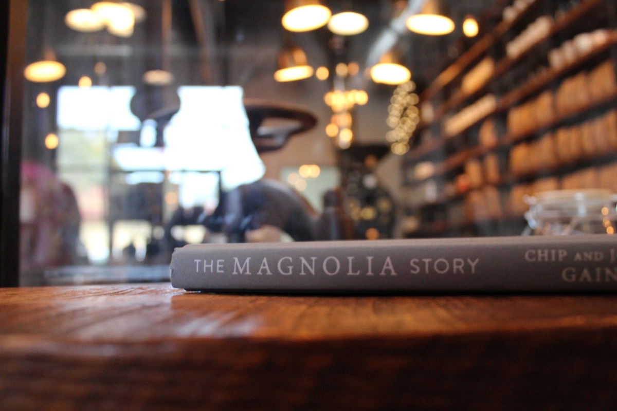 Book Review on The MagnoliaStory